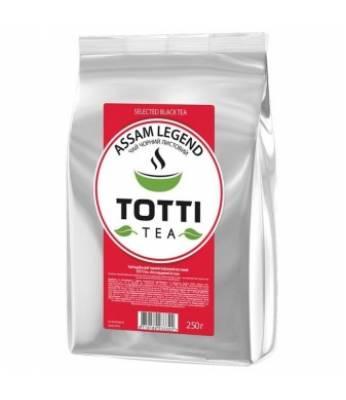 Чай ТОТТІ Tea Легендарный Ассам 250 г