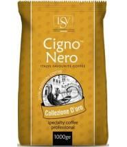 Кофе Cigno Nero Collezione d'Oro в зернах 1 кг