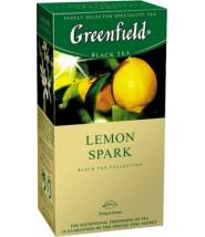 Чай Greenfield Lemon Spark 25 пак