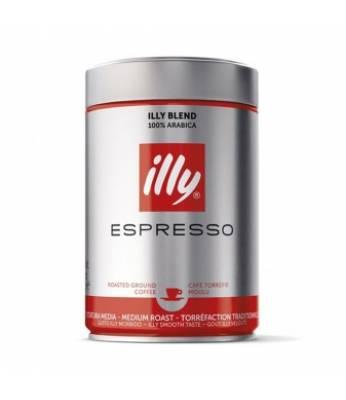 Кофе Illy Espresso Medium молотый ж/б 250 г