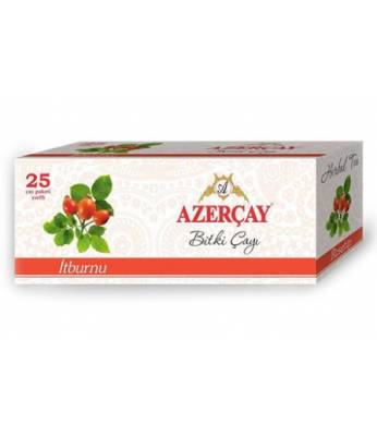 Чай Azercay Шиповник 25 шт
