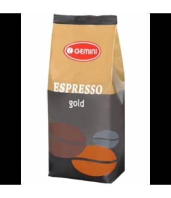 Кофе Gemini Espresso Gold в зернах 1 кг