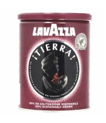 Кофе Lavazza Tierra ж/б молотый 250 г