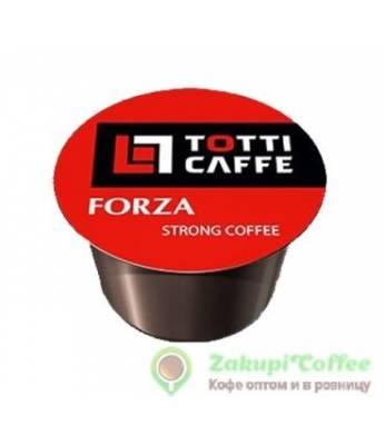 Кофе TOTTI Caffe FORZA в капсулах 100 шт