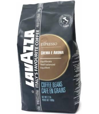 Кофе Lavazza Espresso Crema e Aroma в зернах 1 кг (Польша)
