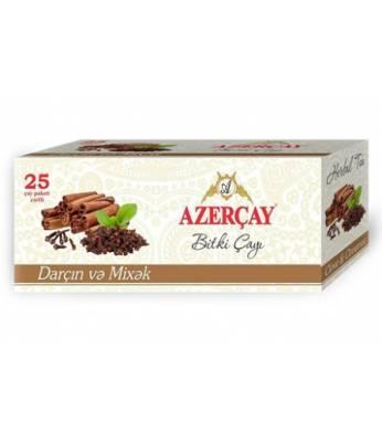 Чай Azercay Корица и Гвоздика 25 шт