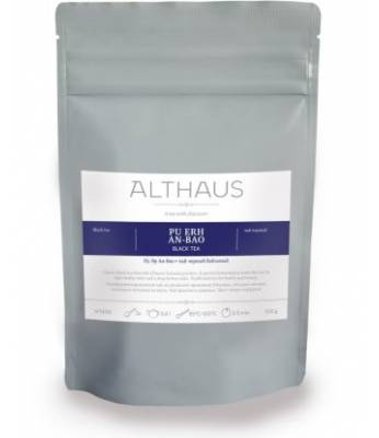 Чай Althaus Pu Er An Bao 100 г
