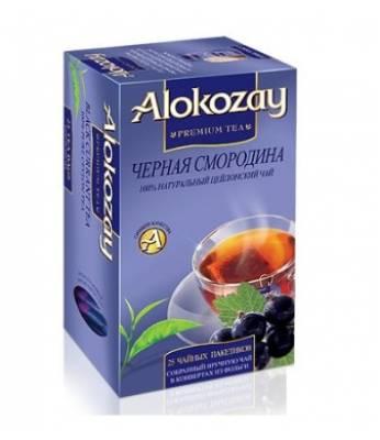 Чай Alokozay Смородина 25 шт