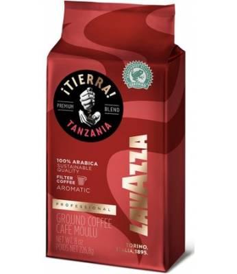 Кофе Lavazza Tierra Tanzania в зернах 1 кг (Италия)
