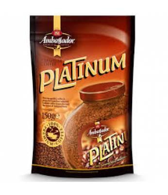 Кофе Ambassador Platinum растворимый 100 г