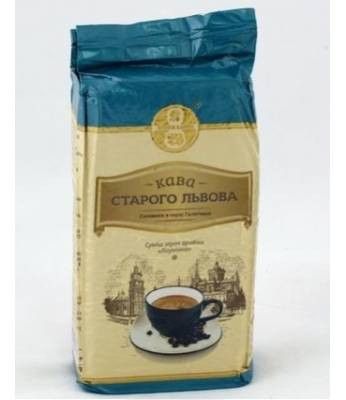 Кофе Кава Старого Львова Лігумінна молотый 100 г