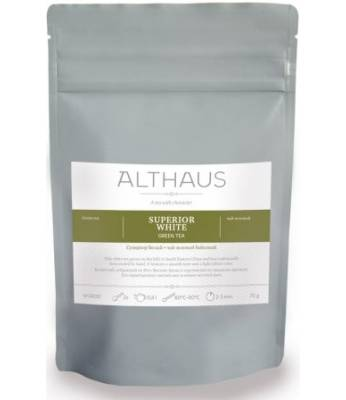 Чай Althaus Superior Zhu Bao White 70 г