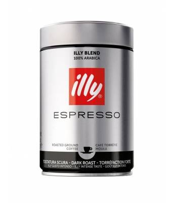 Кофе Illy Espresso Dark молотый 250 г