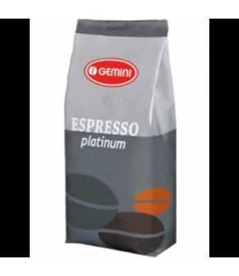 Кофе Gemini Espresso Platinum в зернах 1 кг