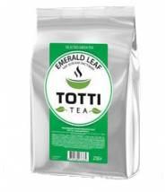 Чай ТОТТІ Tea Изумрудный лист 250 гр