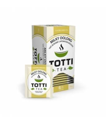 Чай TOTTI Tea Молочный улун 25 шт