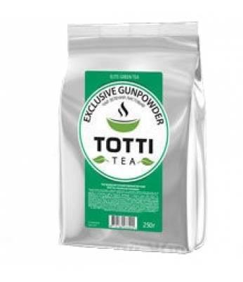 Чай ТОТТІ Tea Эксклюзив Ганпаудер 250 г