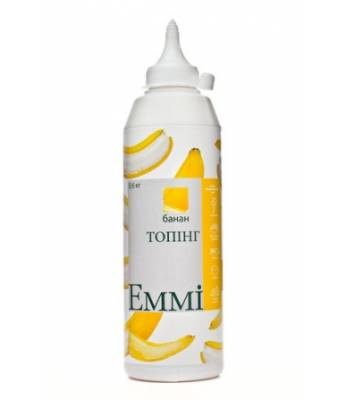Топпинг Emmi банан 600 г