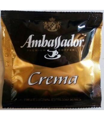 Кофе Ambassador Crema в монодозах 100 шт