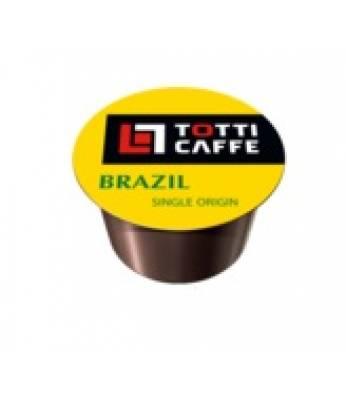 Кофе TOTTI Caffe Brazil в капсулах 100 шт