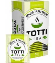 Чай TOTTI Tea Саусеп премиум 25 шт