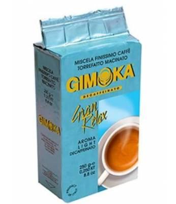 Кофе Gimoka Gran Relax молотый 250 г