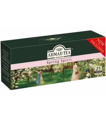 Чай Ahmad Tea Весеннее настроение 25 шт