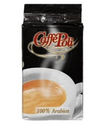 Кофе Caffe Poli Mokka 100% Arabica молотый 250 г (Италия)