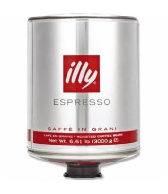 Кофе Illy Dark в зернах 3 кг