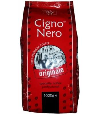 Кофе Cigno Nero Original в зернах 1 кг