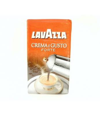 Кофе Lavazza Crema e Gusto Gusto Forte молотый 250 г