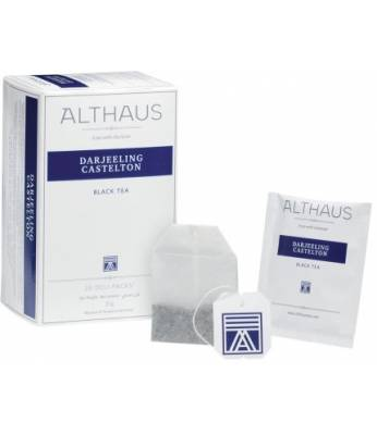 Чай Althaus Darjeeling Castleton 20 шт