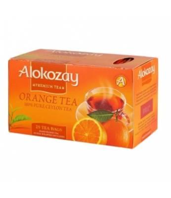 Чай Alokozay Апельсин 25 шт