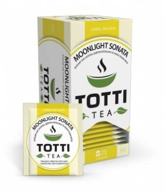 Чай TOTTI Tea Месячная Соната 25 шт