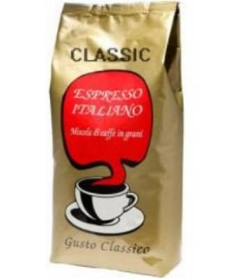 Кофе Caffe Poli Espresso Italiano Classico в зернах 1 кг