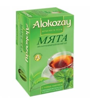 Чай Alokozay Мята 25 шт