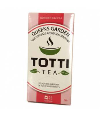 Чай TOTTI Tea Королевский сад 25 шт