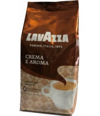 Кофе Lavazza Crema e Aroma в зернах 1 кг (Польша)