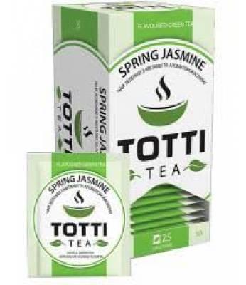 Чай TOTTI Tea Весенний жасмин 25 шт