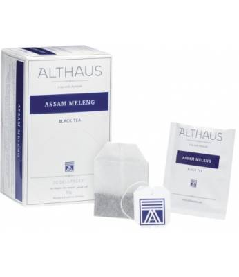 Чай Althaus Assam Meleng 20 шт