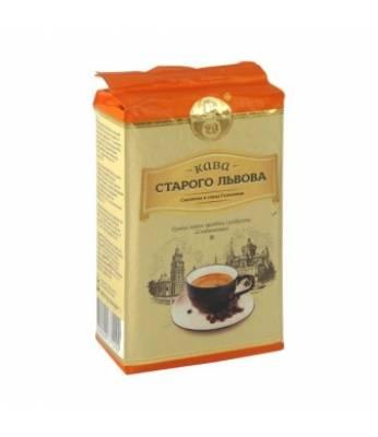 Кофе Кава Старого Львова Сніданкова молотый 200 г