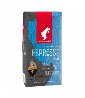 Кофе Julius Meinl Espresso Decaf  без кофеина в зернах 250 г