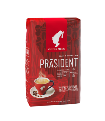 Кофе Julius Meinl President в зернах 500 г