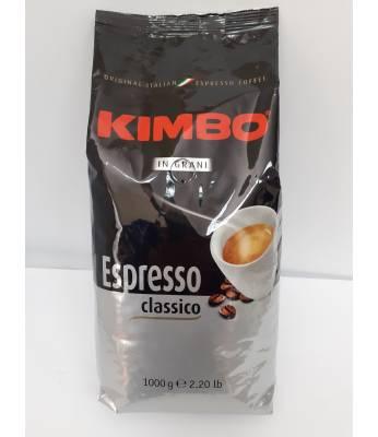 Кофе Kimbo Espresso Classico в зернах 1 кг Оригинал (Италия)