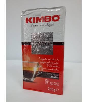 Кофе Kimbo Classico молотый 250 г Оригинал (Италия)