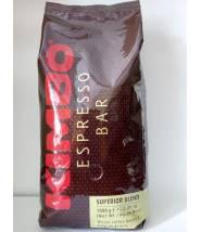 Кофе Kimbo Espresso Bar Superior Blend в зернах 1 кг