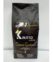 Кофе Krutto Caffe Crema Gustico в зернах 1 кг 50% Арабика