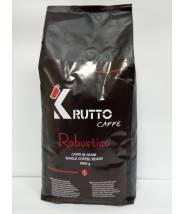 Кофе Krutto Caffe Robustico в зернах 1 кг