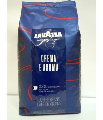 Кофе Lavazza Espresso Crema e Aroma в зернах 1 кг (Италия)