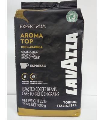 Кофе Lavazza Aroma Top Expert в зернах 1 кг  Оригинал (Италия)